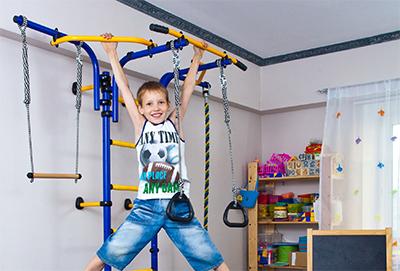 угловая шведская стенка для детей челябинск купить